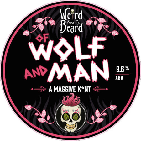 Weird Beard Brew Co Of Wolf and Man – Buy Beer online on EeBriaTrade.com