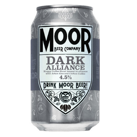 Moor Beer Company Dark Alliance – Buy Beer online on EeBriaTrade.com