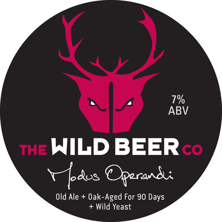 Wild Beer Co Modus Operandi Keg – Buy Beer online on EeBriaTrade.com