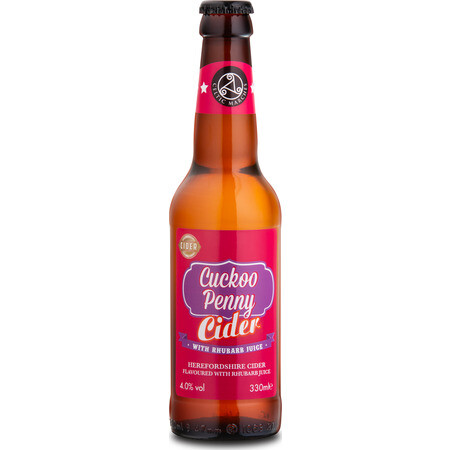 Celtic Marches Cuckoo Penny 330ml – Buy Cider online on EeBriaTrade.com