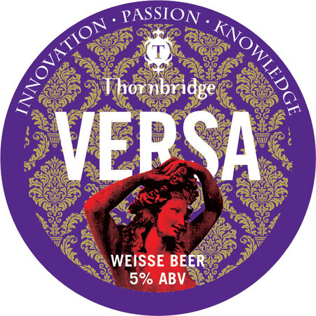 Thornbridge Brewery Versa – Buy Beer online on EeBriaTrade.com