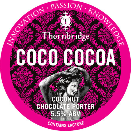 Thornbridge Brewery Coco Cocoa – Buy Beer online on EeBriaTrade.com