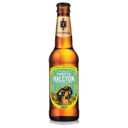 Thornbridge Brewery Pineapple Halcyon (Pre Order) – Buy Beer online on EeBriaTrade.com