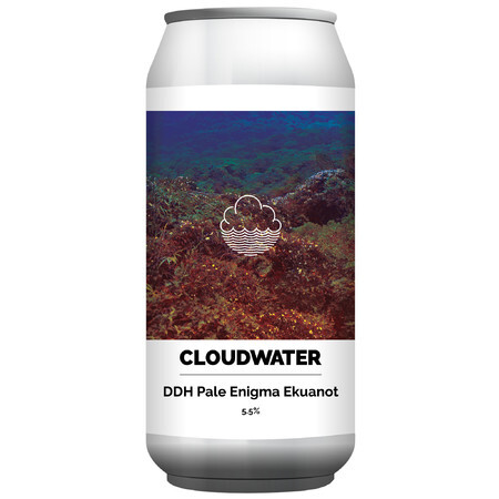 Cloudwater Brew Co DDH Pale Enigma Ekuanot (404) – Buy Beer online on EeBriaTrade.com
