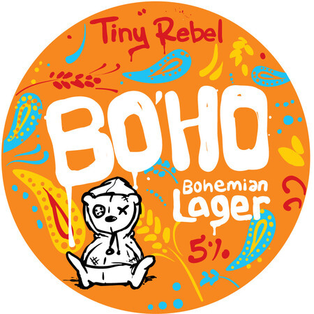 Tiny Rebel Brewing Bo'Ho – Buy Beer online on EeBriaTrade.com