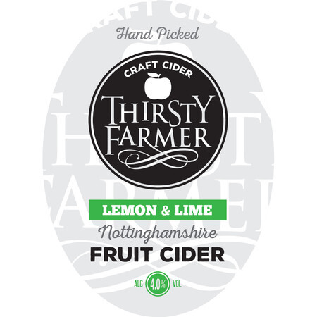 Farmer Fear Cider Thirsty Farmer Lemon & Lime – Buy Cider online on EeBriaTrade.com