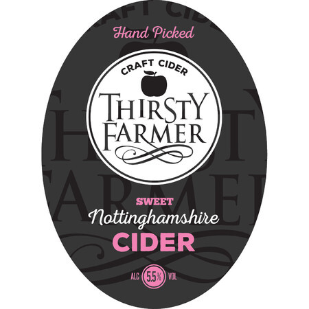 Farmer Fear Cider Thirsty Farmer Sweet – Buy Cider online on EeBriaTrade.com