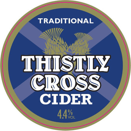Thistly Cross Cider Traditional (30l) – Buy Cider online on EeBriaTrade.com
