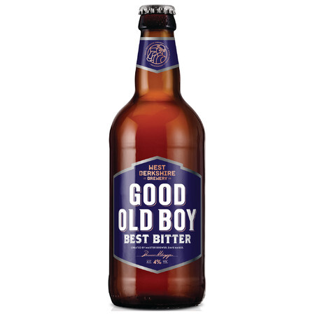 West Berkshire Brewery Good Old Boy – Buy Beer online on EeBriaTrade.com