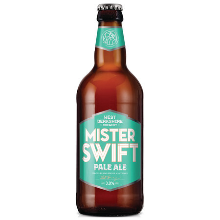 West Berkshire Brewery Mister Swifts Pale Ale – Buy Beer online on EeBriaTrade.com