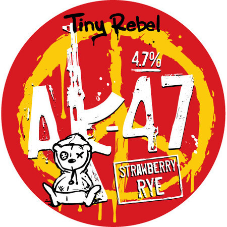 Tiny Rebel Brewing AK47 – Buy Beer online on EeBriaTrade.com