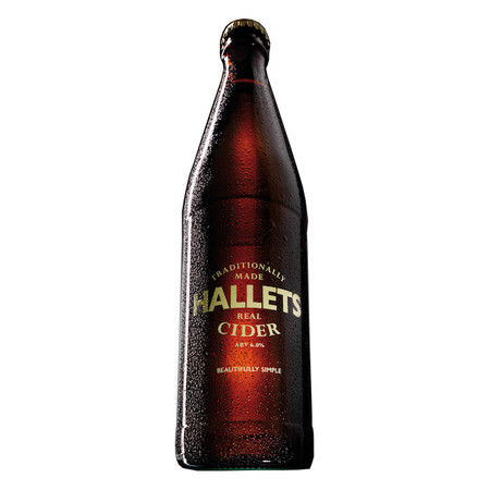 Hallets Real Cider Hallets Cider 330ml – Buy Cider online on EeBriaTrade.com