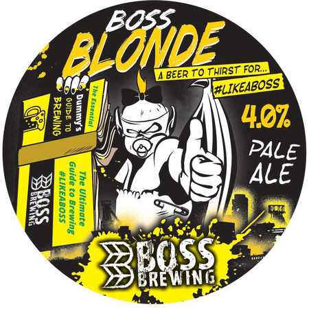 Image result for boss brewery boss blond