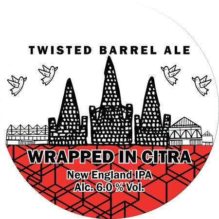 Twisted Barrel Wrapped In Citra – Buy Beer online on EeBriaTrade.com